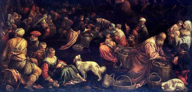 Bassano-Francesco-Miracle-of-the-Loaves-and-Fishes