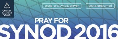 pray for synod 2