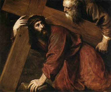 Titian Christ Carrying the Cross
